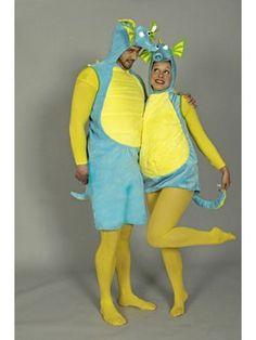 Günstig alles für Karneval, Halloween, Mottoparty 11ter11ter – Seahorse costume vest 50-54 Inexpensive everything for carnival, Halloween, theme party yazısı ilk önce Party üzerinde ortaya çıktı.