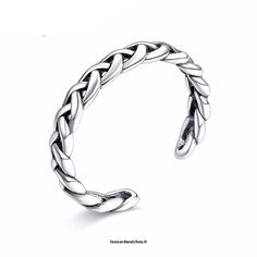 Silver Braided Open Ring  Vendor:  Leonardwatches          Type:            Price:              14.66                          Style:  Romantic    Rings Type:  Wedding Bands    Material:  925 Sterling Silver    Main stone:  Plain    Other stone:  Plain