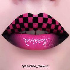 Eye Makeup Art, Body Makeup, Eyeshadow Makeup, Mouth Painting, Lips Painting, Lipstick Style, Lipstick Art, Lipsticks, Beautiful Lips