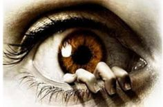"""""""prepare to meet him"""" ~ by Michael Ortega. I would love to get the sheet music of this! Eye Pictures, Horror Pictures, Cool Pictures, Realistic Eye Drawing, Drawing Tips, Drawing Ideas, Movies 2014, Photos Of Eyes, Piano Songs"""