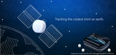 Tracking the coolest mint on earth - #Ultramintz.