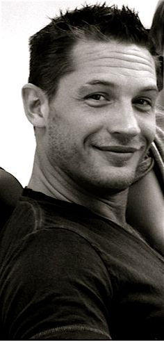 Tom Hardy so handsome(:(: