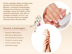 #beauty, #hamburg #manicure Adam & Eve Beautylounge is a very cool place for a manicure on a massage seat. You can also book an appointment per email. They are in the Neustadt, Eppendorf and Winterhude. I really recommend it - They use the OPI nail polish