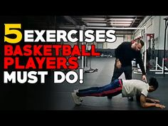 Top 5 Basketball Strength Exercises That Basketball Players SHOULD Be Do...