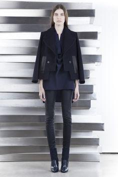 Neil Barrett - AW12 Womenswear Pre-Collection - Look #19
