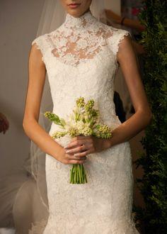 next life - oscar de la renta bridal 2013