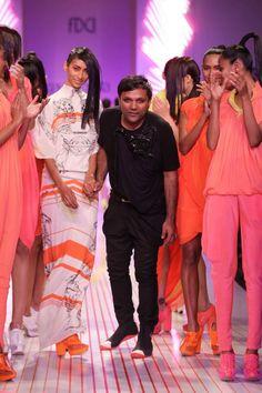 Wills Lifestyle India Fashion Week SS'13 - GauravGupta