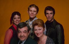 """The sitcom """"Happy Days"""" captured our hearts and minds from 1974 to 1984."""