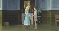 Studio Ghibli : When Marnie Was There - Animation