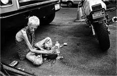The depredations of the East Village, New York City, in the 1980's, including addiction, AIDS, and police violence.
