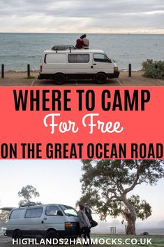 Hit one of the best roadtrips in Australia and discover the free camping the Great Ocean Road has to offer. This is your complete guide for where to stay. Moving To Australia, Visit Australia, Roadtrip Australia, Auto Camping, Camping Spots, Camping Great Ocean Road, Amazing Destinations, Travel Destinations, Lacanau Ocean