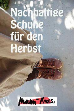 Nachhaltige Schuhmode #nachhaltigeschuhe #damenschuhe #fairfashion #greenfashion Two Hands, Kind Mode, Fashion Brands, Zero Waste, Child Development, Family Theme