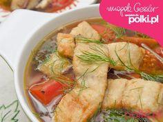 Przepis Magdy Gessler: zupa rybna