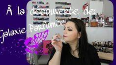 à la découverte de : Galaxie parfumée + code promo