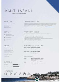 CV Template Collection: Page 2 - 133 free templates   CV Template Master