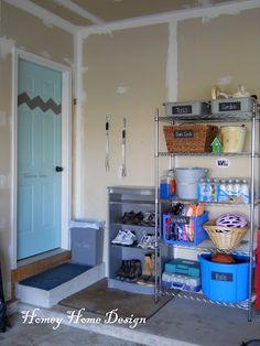 Homey Home Design: Garage
