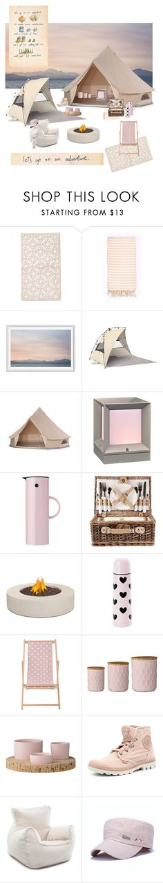 """""""adventure"""" by blumberg ❤ liked on Polyvore featuring interior, interiors, interior design, home, home decor, interior decorating, Turkish-T, Pottery Barn, Stelton and Real Flame"""