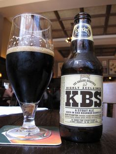 KBS    Brewery: Founders Brewing Company  Alcohol by Volume (%): 11.2