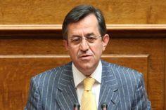 Συναντήσαμε στα γραφεία του Χριστιανοδημοκρατικού Κόμματος Ελλάδος τον Νίκο Νικολόπουλο την επομένη του θέματος που δημιουργήθηκε στη Νέα Δημοκρατία με την απόσυρση της υπογραφής των 16 βουλευτών για