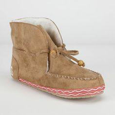 ROXY Chestnut Womens Slippers