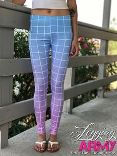 bf37ca42131  10+FREE Shipping ~ Graphic Fade Leggings ~ Sizes 3-9 Buttery Soft Leggings