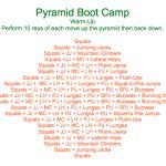 Pyramid Boot Camp