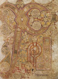 See the Book of Kells at Trinity College, Dublin