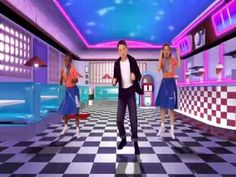 Barbra Ann (2:14) - Just Dance Kids 2