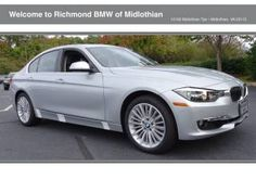 2016 BMW 320i xDrive Sedan at Richmomd BMW Midlothian httpwww