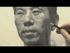 Portrait Drawing Step by Step - YouTube