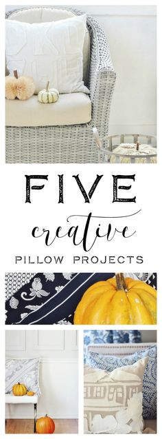 Five Creative Pillow