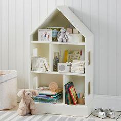 Classic House Bookcase | Children's Furniture | Furniture | Home | The White Company UK
