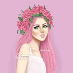 #pinkhair . . . #marwa_draw #sketchbookpro #mydrawing #drawing #style #draw #artist #sketchbook #sketch #myfollow #nice #anime #deaf #cute #girl #كلنا_رسامين #انمي #رسمتي #مواهب #ارتينيا #رسامين_عرب #تصميمي #تصميم #انمي