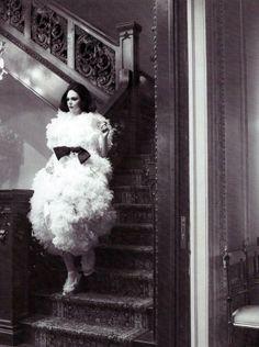 Freja Beha Erichsen by Steven Meisel for Vogue Italia