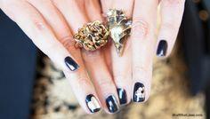 Classy #NailArt designsfrom @stylelist