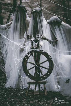 "ladymantheniel: "" Three Norns by https://www.facebook.com/ManthenielPhotography Please do not remove !!!!!!! """