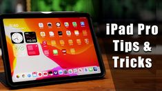 10 iPad Pro Tips and Tricks You Aren't Using - YouTube Ipad Pro Tips, Ipad Pro 12 9, 11. September, Ipad Case, Youtube