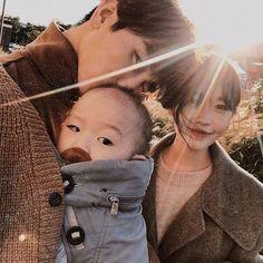 Couple Ulzzang, Ulzzang Kids, Ulzzang Korea, Korean Ulzzang, Cute Asian Babies, Korean Babies, Cute Babies, Cute Family, Family Goals
