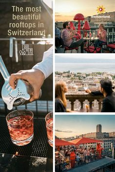 Top spots to relax in Swiss cities Switzerland Tourism, Cities, Relax, Lausanne, Rooftops, Bern, Number, Travel, Life