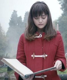 Collection of Clara Oswald's outfits with item names and pictures!