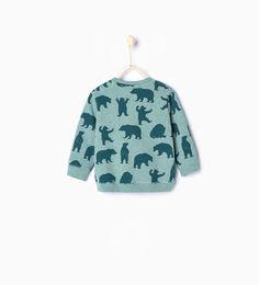 Image 2 of Bears sweatshirt from Zara