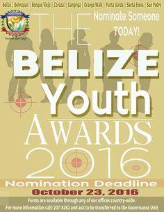 Belize Youth Awards 2016