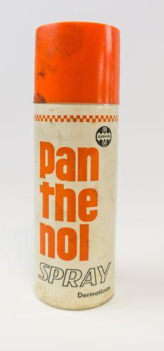 """DDR Museum - Museum: Objektdatenbank - """"Panthenol"""" Copyright: DDR Museum, Berlin. Eine kommerzielle Nutzung des Bildes ist nicht erlaubt, but feel free to repin it!"""