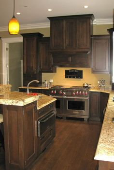 Follyn Builders Knight Project Kitchen For A Gourmet Chef Or Wanna Be