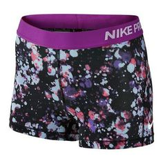 "Women's Nike Pro Cool 3"" Printed Short"