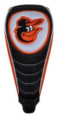 McArthur Sports MLB Shaft Gripper Golf Driver Headcover - Baltimore Orioles