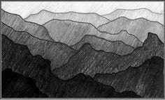 уроки рисования: правила выполнения штриховки на рисунке