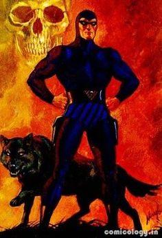 Comic Books Art, Comic Art, Book Art, Phantom Comics, Kit Walker, John Carter Of Mars, Ghost Walk, Vampire Hunter, Grimm Fairy Tales