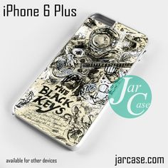the black keys arrt cover Phone case for iPhone 6 Plus and other iPhone devices