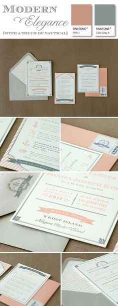 Pearls for Paper - Invitations